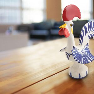 Barcelo's Luck Rooster